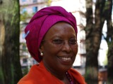 Marguerite «Maggy» Barankitse talks about death, cross andhope.